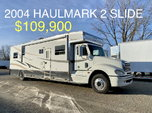 2004 Haulmark 2 Slide  for sale $109,900
