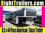 8.5x44 Pace American | Race Car Trailer  for sale $6,999
