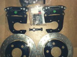 MOSER ENGINEERING DYNAMIC MOUNT PERFORMANCE DRAG BRAKE KIT  for sale $450