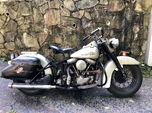 1955 Harley-Davidson FLE Panhead  for sale $14,000