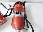 20AMP MSD Magneto and Points Box -  30 passes  Save $$$  for sale $1,850