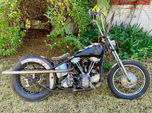 1947 knucklehead Harley barn find  for sale $22,300
