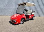 1998 Club Car Golf Cart – Bill Elliot edition  for sale $6,500