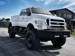 2013 F650 CREW CAB 4X4 DUALLY  for sale $140,000