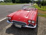 1961 CHEVROLET CORVETTE  for sale $79,900