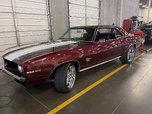 1969 Chevrolet Camaro  for sale $79,795