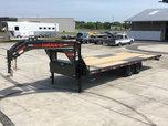 "2021 MAXXD TOX 102 x 24' Power Tilt Gooseneck""  for sale $12,000"