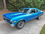 1972 Chevrolet Nova  for sale $30,000