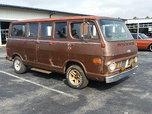 1968 Chevrolet G10  for sale $3,990