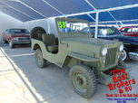 1953  willys   Jeep  for sale $9,500