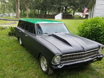 1967 Chevy II wagon
