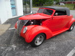 1937 Ford Cabriolet   for sale $27,999