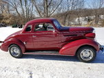 1937 Chevrolet coupe