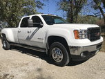 2012 GMC 3500HD Duramax Crew Cab Dually  for sale $39,500