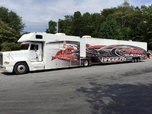91' Freightliner with trailer  for sale $25,000