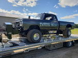 3.6 Diesel Pulling Truck  for sale $90,000
