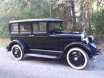 1927 Studebaker Dictator