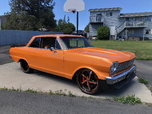 1965 NOVA Twinn Turbo  for sale $87,000