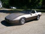 1987 Chevrolet Corvette   for Sale $8,700