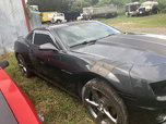 2012 Camaro SS W/2SS Rolling Chassis With Title  for sale $4,600