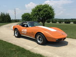 1973 Chevy Corvette 454 LS4 Convertible Numbers Matching  for sale $42,500