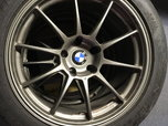 BMW TRM wheels with Pilot Super Sport tires  for sale $150