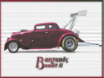 33 Willys Gasser-Burgandy Bandit  for sale $45,000