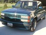 1992 Chevrolet K1500  for Sale $12,500