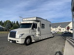 Freightliner Toterhome w/N14 Cummins completely remodeled!  for sale $88,999