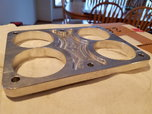 Carb Shear Plate - 2.800, Stretched Dominator by CFM ((NEW))  for sale $150