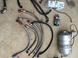 Complete 5 stage oil system  for sale $2,000
