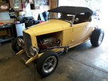 1932 Ford Brookville Roadster Hot Rod May Trade  for sale $42,500