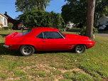 1969 Pontiac Firebird  for sale $14,000