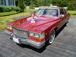 1981 Cadillac DeVille  for sale $27,500