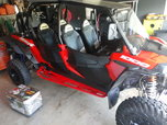 2015 Polaris rzr xp4 1000  for sale $17,000