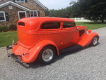 1934 FORD TUDOR SEDAN  for sale $26,500