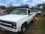 1984 SILVERADO PICK UP  for sale $9,900