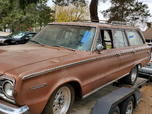 67 BELVEDERE WAGON  for sale $6,200