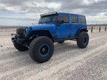 2014 Jeep Wrangler Rock Climber  for sale $65,000