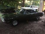 1970 Dodge Dart swinger 4spd  for sale $24,000