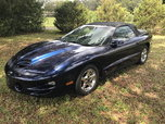 1999 Pontiac Firebird  for sale $8,750