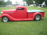47 chevy truck rat rod hot rod