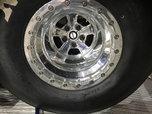M/T pro 5 Double beadlocks & tires  for sale $2,200