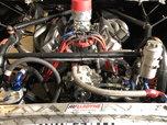 2 RACE JEFF HAMNER BLUE OVAL  for sale $12,900