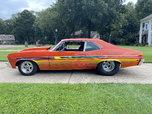 1969 CHEVROLET NOVA BIGBLOCK STREET/RACE CAR  for sale $25,000