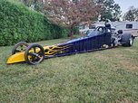 2001 dragster  for sale $16,500