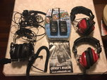 2 way racing radio package