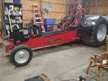 Cockshutt 40 rear mod tractor  for sale $6,000