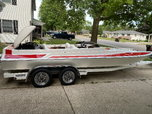 Cougar MTR 21 Pickle fork tunnel hull jetboat  for sale $30,000