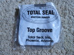Total Seal Piston Rings  for sale $100